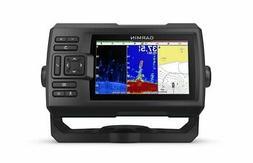 """Garmin Striker Plus 5cv with Transducer, 5"""" GPS Fishfinder w"""