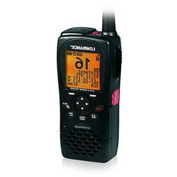 Lowrance 000-10782-001 GPS Receiver Link-2 VHF/GPS Handheld