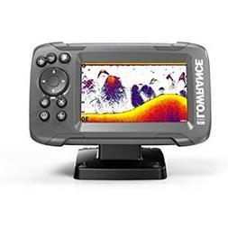 000-14014-001 4X Hook-2 GPS Bullet Skimmer, Gray Fish Finder