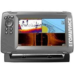 000-14022-00 7X Hook-2 GPS Tripleshot, Gray Fish Finders & D