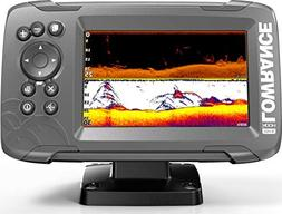 Lowrance HOOK2 5 - 5-inch Fish Finder with SplitShot Transdu