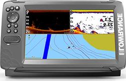 Lowrance HOOK2 9 - 9-inch Fish Finder with SplitShot Transdu