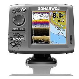 Lowrance 000-12656-002 Navico Hook 5 with Card & Cover Mid/H