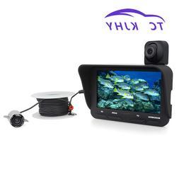 4.3 Inch 20 Meters Dual Lens Fish Detector High-definition N