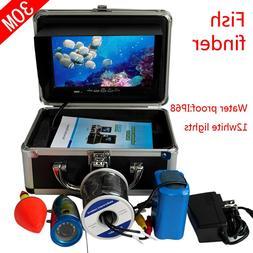 "7 ""30 m HD visual angler underwater <font><b>Camera</b></fon"