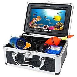 7 Inch 1000TVL 30m IR Fish Finder Underwater Video Fishing C