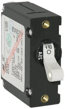 Blue Sea 7218 AC/DC Single Pole Magnetic World Circuit Break