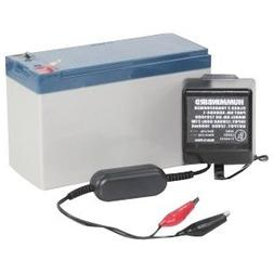 Humminbird 7700281 GCBK CSB GP1272 Portable AGM Battery and