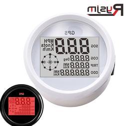 85mm LCD Digital dash Car <font><b>Speedometer</b></font> <f