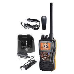 Cobra MR HH500 FLT BT -Hand Held Marine Radio, 6 Watt, Float