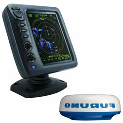 """Furuno 1815 8.4"""" Color Lcd 19"""" 4kw Radar W/ 10m Cable"""
