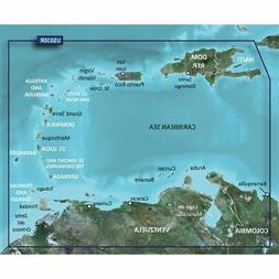 Garmin BlueChart g2 Southeast Caribbean Saltwater Map microS