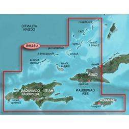 Garmin BlueChart g2 Vision Southern Bahamas Saltwater Map mi