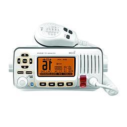 ICOM IC-M324 02 Fixed Mount VHF Radio - White