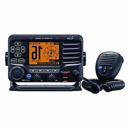 ICOM IC-M506 21 Fixed Mount VHF with Hailer, N2K, Front Mic