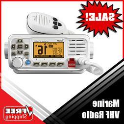 Icom M330G 41 VHF, Basic, Compact, with GPS, White