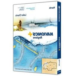 Navionics Navionics+ Regions - North - Preloaded MSD Format