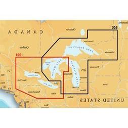 Navionics Platinum Plus 901PP - East Great Lakes - SD Card