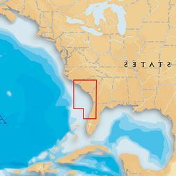 Navionics Platinum+ SD 642 S Carolina-N Florida Nautical Cha
