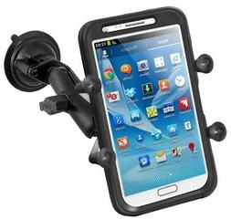 RAM Mounts  Twist Lock Suction Cup Mount with Universal X-Gr