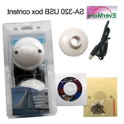 SA-320 USB Marine GPS Receiver with Evermore Chip. Evermore