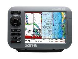 "SI-TEX SVS-880CE 8"" Chartplotter w/External GPS Antenna & Na"