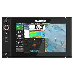 Simrad NSS12 evo2 Combo Multifunction Display Insight 000-11