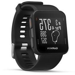 Garmin Approach S10 - Lightweight GPS Golf Watch - Black -