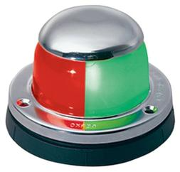 Perko 12V Bi-Color Bow Light Horizontal Mount Chrome Plated
