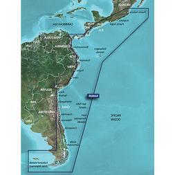 Garmin BlueChart G2 HXSA002R South America West Coast MicroS