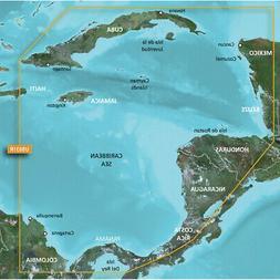 Garmin BlueChart g2 Vision HD - VUS031R - Southwest Caribbea