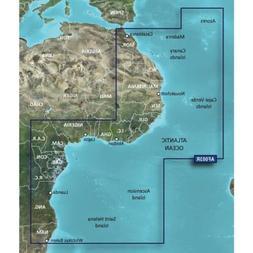 Garmin Bluechart G2 - HXAF003R - Western Africa - Micro SD &