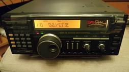 Brand New - ICOM R72-DC HF COMMUNICATION RECEIVER