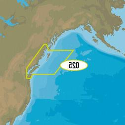 C-MAP NA-D025 4D NA-D025 - Canada West Including Puget Sound