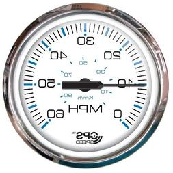 Faria 33839 Chesapeake White Ss GPS