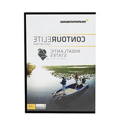Humminbird 600044-2 Contour Elite DVD Fishing PC Software -
