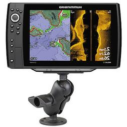 Ram Mount Flat Surface Short Arm Mount Fits Humminbird Helix