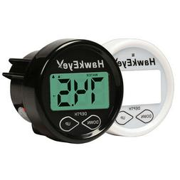 HawkEye In Dash Depth Finder w/Air & Water Temperature - Tra