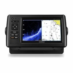 Garmin echoMAP CHIRP 74cv with ClearVu transducer echoMAP CH