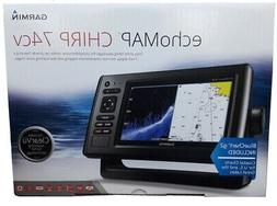 Garmin ECHOMAP CHIRP 74cv ClearVu US Bluechart Coastal + CV2