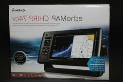 Garmin echoMAP CHIRP 74cv GPS w/ U.S. BlueChart g2 Maps Tran