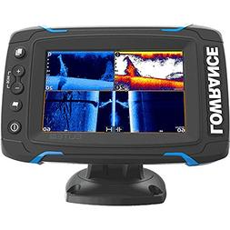 Lowrance ELITE-5 TI Med/High/ Downscan Fishfinder