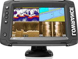Elite-7 Ti - 7-inch Fish Finder with TotalScan Transducer an
