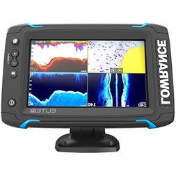 Lowrance Elite-7 Ti Touch Combo - Med-High-455-800 HDI Trans