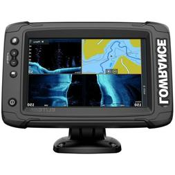 Lowrance Elite 7 Ti2 Fishfinder Chartplotter with US Inland