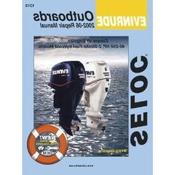 EVINRUDE Engine Repair Manual, 40-250 HP 2 & 4 Stroke Fuel I