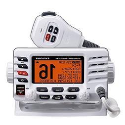 STANDARD HORIZON EXPLORER VHF WHITE ULTRA COMPACT CLASS D >>