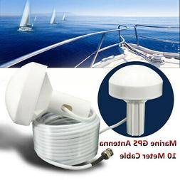 External Marine GPS Antenna for Garmin Boat GPS GPSMAP w/ BN