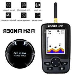 Fish Finder GPS Combo Depth Finder Sonar Marine Navigation T