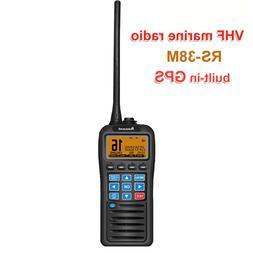 With <font><b>GPS</b></font> VHF <font><b>Marine</b></font>
